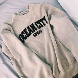 Tops - Ocean City Maryland sweatshirt
